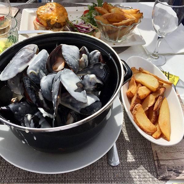 Le Restaurant - Sur le port - Brasserie Marseille